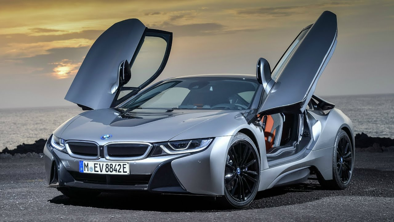 2018 BMW I8 Coupe   The Sports Car Of The Future