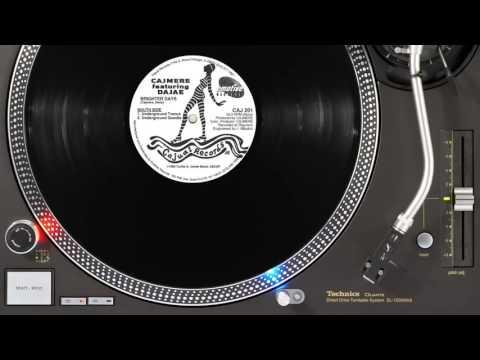 Cajmere featuring Dajae – Brighter Days (Underground Trance)