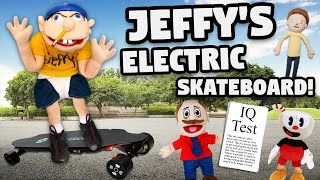 SML Parody: Jeffy's Electric Skateboard!
