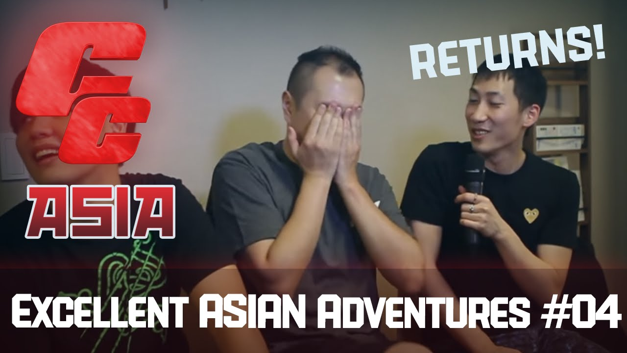 Cross Counter ASIA: Excellent ASIAN Adventures #04 ft. Zhi, RZR|Xian, & RZR|Infiltration