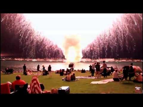 Feuerwerks-Fails