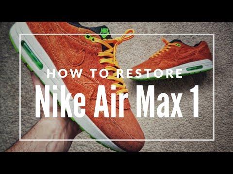Nike Air Max 1 Restoration | Ebay Steal | FB Orange Leopard