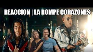 Reaccion La Rompe Corazones Video Oficial Daddy Yankee Ft Ozuna