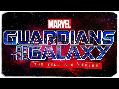 MARVEL'S GUARDIANS OF GALAXY - ЭПИЗОД 1 - Tangled Up In Blue