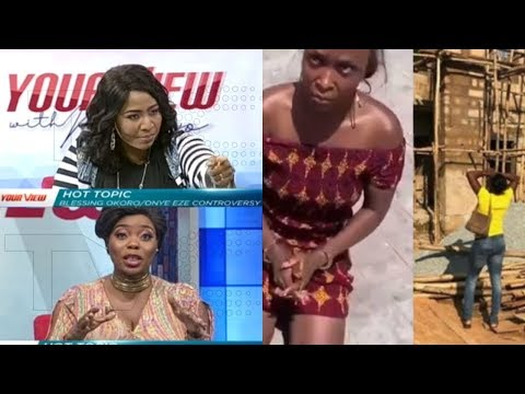 Blessing Okoro/Onye Eze's Controversy! Who Was Wrong?