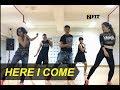 Here I Come Warm Up Saigon ZCrew ZFit Zumba Fitness Vietnam mp3