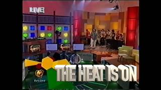THE HEAT IS ON (Glenn Frey Cover)