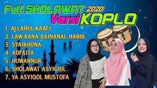 Download FULL ALBUM SHOLAWAT KOPLO TERBARU 2020 ( ALLAHUL KAAFI )