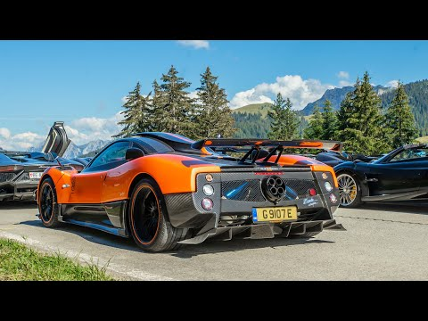 SOC SUPERCAR WEEKEND SWITZERLAND 2020 - The biggest Hypercar Event ever!