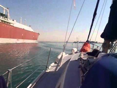 Suez Canal 1st Half Southbound