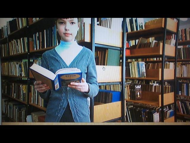 Изображение предпросмотра прочтения – «Эрудит» представляет буктрейлер кпроизведению «Лошадиная фамилия» А.П.Чехова