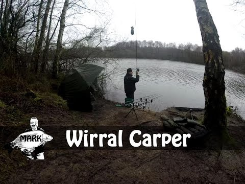 Fishing Day Of A Wirral Carp Angler