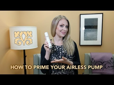 Pump It Up: How To Prime Your Airless Pump Products