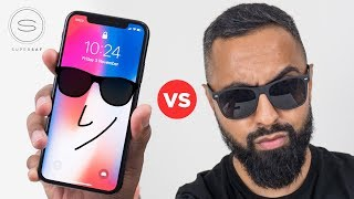 Does iPhone X Face ID work with Sunglasses?