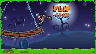 MOTO X3M Bike Racing Game New Update Pool Party Gameplay Halloween #MOTOX3M #MOTOX3MGameplay