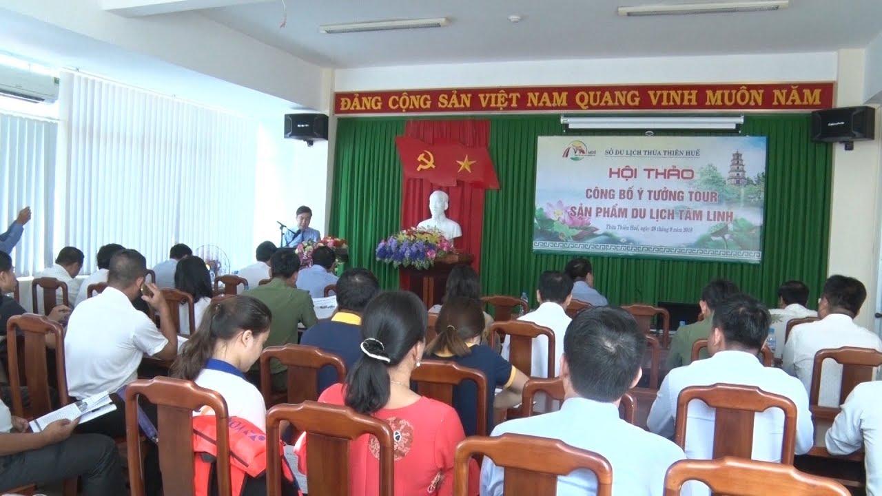 Thừa Thiên – Huế công bố các tour, tuyến mới về du lịch tâm linh