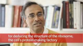 Nobel Laureate Venki Ramakrishnan: by Nature Video