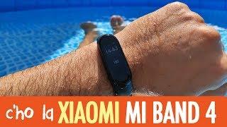 (NON è una) Recensione della MI BAND 4 di Xiaomi