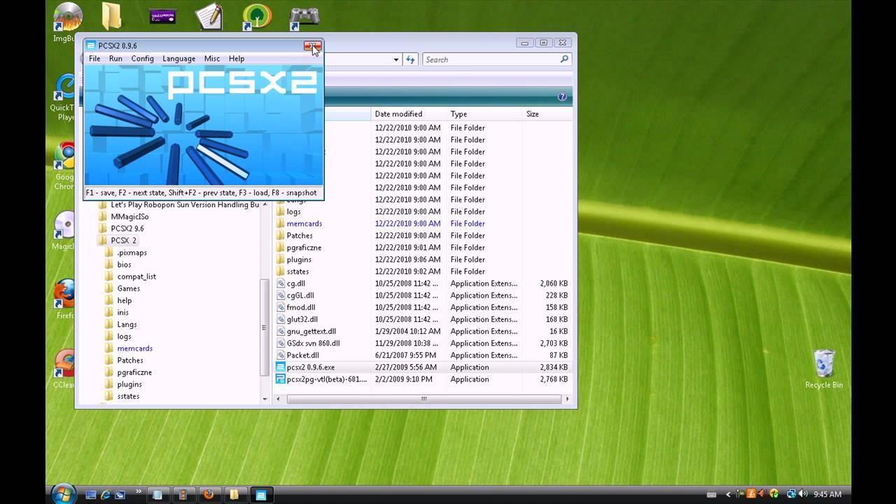 todos os plugins para pcsx2