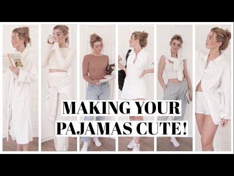 LOUNGE OUTFITS! A Comfy OOTW...