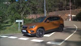 2016 Seat Ateca Review Test Drive
