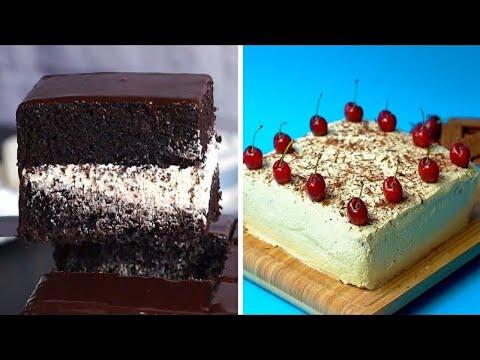 4 Amazing Cake Recipes