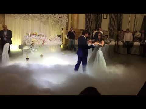 Танец жениха и невесты (Армянская свадьба) два сердца две души