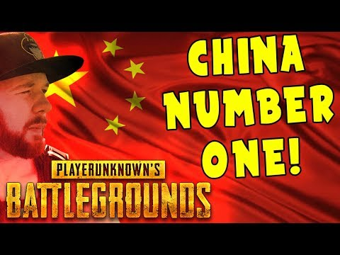 PUBG | CHINA NUMBER 1!!!  (with chat) | PlayerUnknown's Battlegrounds