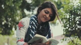 Karutha penne | cover | nilavu | Sanah Moidutty | malayalam | whatsapp status | oops_cabin