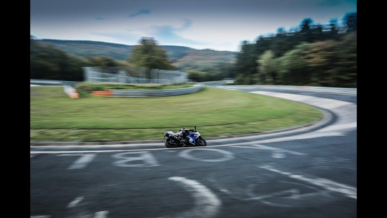 GSX-R 1000 K7 Nürburgring Nordschleife 01.10.2014 Runde 4 7:39 ...