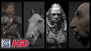 "CGI 3D Modeling Showreel : ""Demo Reel 2015"" - by Ran Manolov"