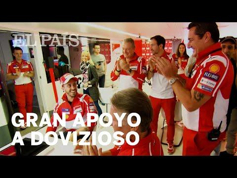 Vídeo de apoyo para Andrea Dovizioso| Deportes
