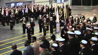 Navy Recruit Graduation: Nov. 14, 2014