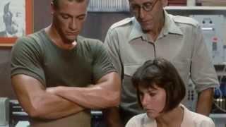 Van Damme fights - BLACK EAGLE (1988) - HD