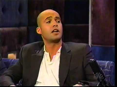 Billy Zane on Conan (1998-02-20)