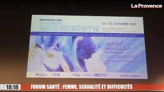 Forum santé : femme, sexualité et difficultés