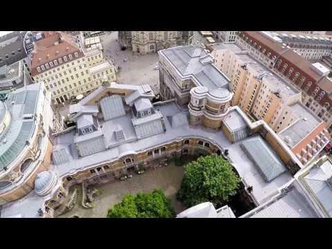 Dresden Drone Flight #1