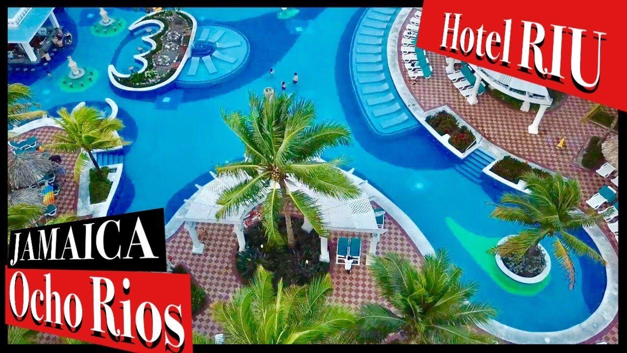Hotel Riu Ocho Rios Jamaica Youtube