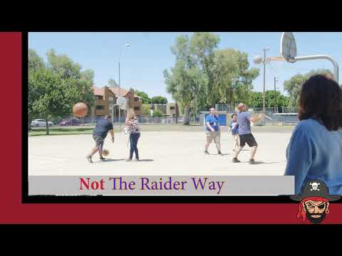 Royal Palm Middle School The Raider Way PBIS The Field Expectations Video