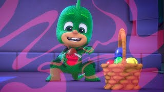 Surprise Eggs Hunt! | PJ Masks Easter Special | PJ Masks Official