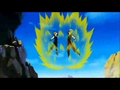 Dragon Ball Z Burn It Down Linkin Park