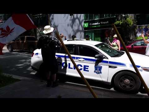 #StopC51 arrest. Halifax Nova Scotia