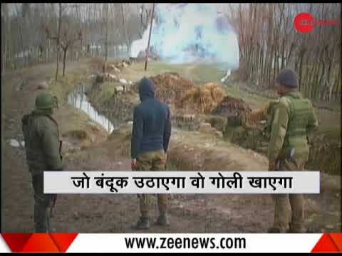 Deshhit: Two terrorists killed by security forces in J&K's Sopore