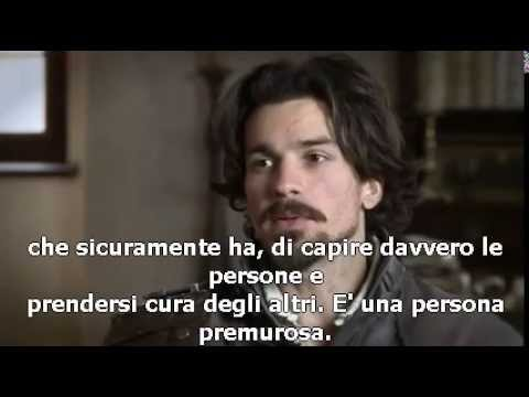 Santiago Cabrera on his Musketeer alter ego Aramis