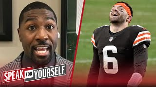 Baker's Browns don't look like a playoff team against Steelers — Jennings | NFL | SPEAK FOR YOURSELF