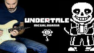 Undertale - Megalovania - Electric Guitar Cover by Kfir Ochaion