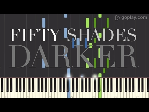 Helium by Sia from Fifty Shades Darker - Piano Tutorial