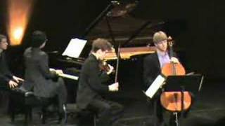 Mendelssohn: Piano Trio in D minor - Molto Allegro Agitato