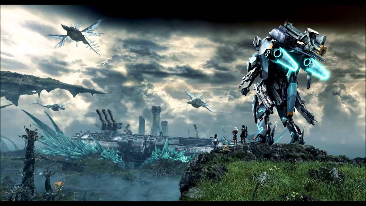 Download Loud silence (rearr. Ver.) - Xenoblade Chronicles X