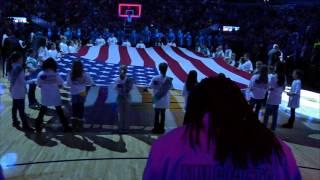 Gerald Albright  - National Anthem - Denver Nuggets